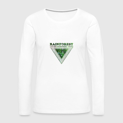 Rainforest - Women's Premium Longsleeve Shirt