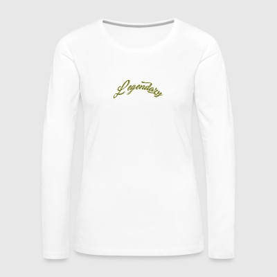 LegendaryOne - Women's Premium Longsleeve Shirt