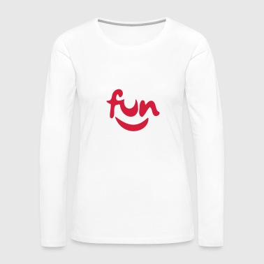 fun - Women's Premium Longsleeve Shirt