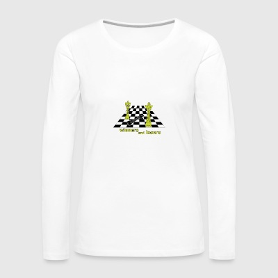 Chess game - Women's Premium Longsleeve Shirt