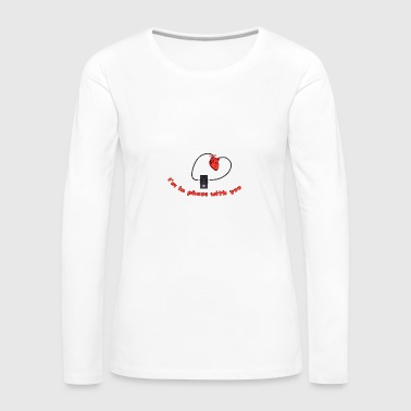 in stage - Women's Premium Longsleeve Shirt