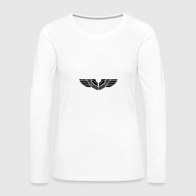 eagle - Women's Premium Longsleeve Shirt