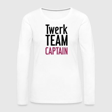 Tewrk Capitaine - T-shirt manches longues Premium Femme