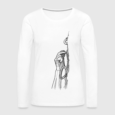 Almost There - Women's Premium Longsleeve Shirt