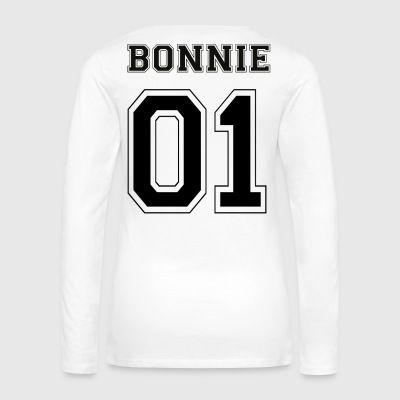 BONNIE 01 - Black Edition - Frauen Premium Langarmshirt