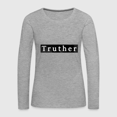 Truther conspiracy Killuminati - Women's Premium Longsleeve Shirt