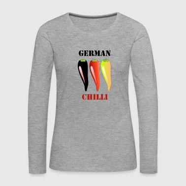 German chili - Women's Premium Longsleeve Shirt