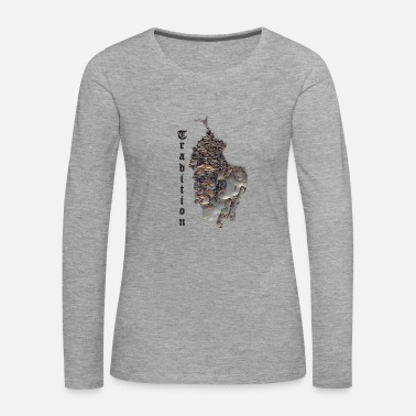Tradition tradition - Women's Premium Longsleeve Shirt
