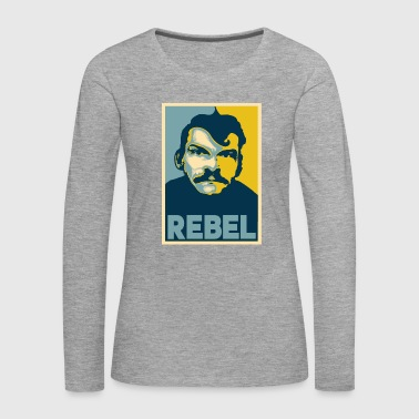 Rebel - Women's Premium Longsleeve Shirt