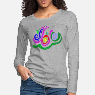 Decoration decorations - Women's Premium Longsleeve Shirt