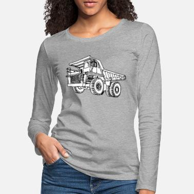 Vehicle vehicle - Women's Premium Longsleeve Shirt