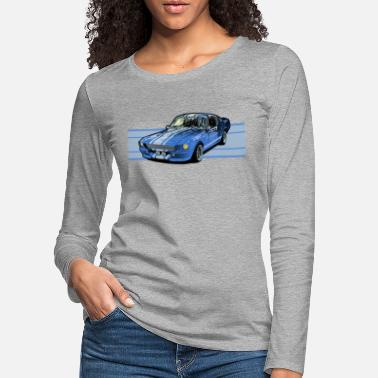 Car Sports car - Women's Premium Longsleeve Shirt