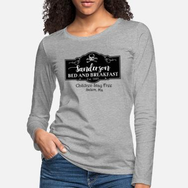 Bed And Breakfast Sanderson bed and breakfast - Women's Premium Longsleeve Shirt