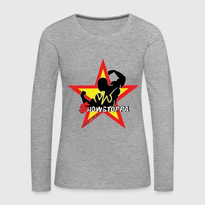 Migi WEAR: showstoppa - Women's Premium Longsleeve Shirt