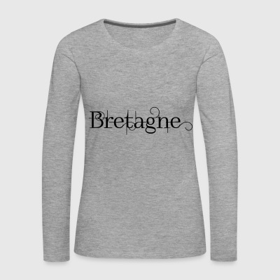 Britain - Women's Premium Longsleeve Shirt