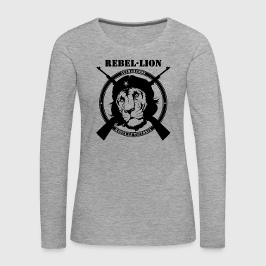 Rebel Lion Victoria - Women's Premium Longsleeve Shirt