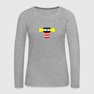 Lighthouse North - Women's Premium Longsleeve Shirt