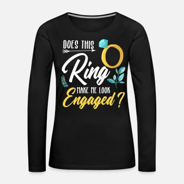 Brudekjole Langærmede shirts bestil online   Spreadshirt