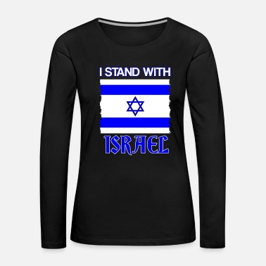 Conflict Israel Middle East conflict - Women's Premium Longsleeve Shirt