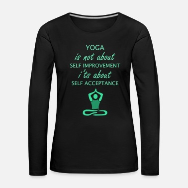 Puzzle Makes a great gift Tee Acceptance Design Meditation - Women's Premium Longsleeve Shirt