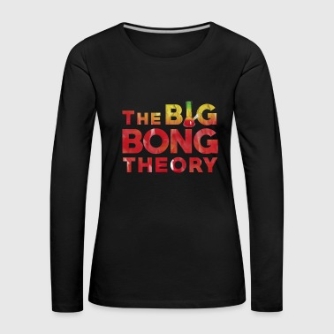 The BIG BONG THEORY - Frauen Premium Langarmshirt