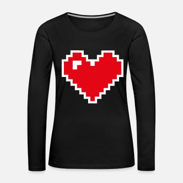 Controller Gaming Gamer Video Games PC Computer MMORPG Gift - Women's Premium Longsleeve Shirt