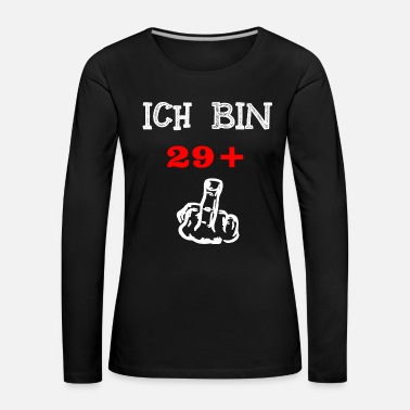 30th-birthday 30th 30th birthday 30th - Women's Premium Longsleeve Shirt