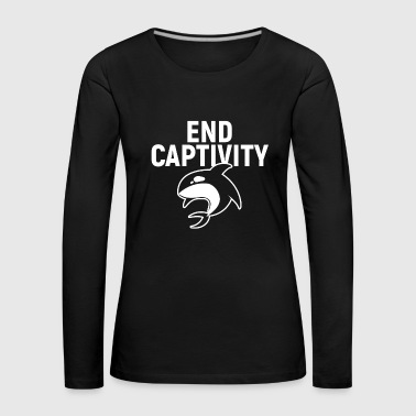 End Captivity - Frauen Premium Langarmshirt