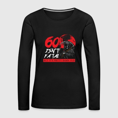 60th birthday - Women's Premium Longsleeve Shirt
