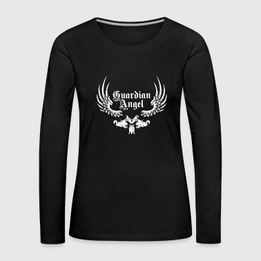 Guardian Angel Guardian Angel Wing - Women's Premium Longsleeve Shirt