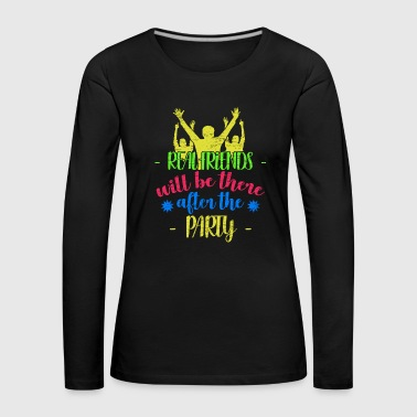 Stag Party bachelor party alcohol celebration gift - Women's Premium Longsleeve Shirt