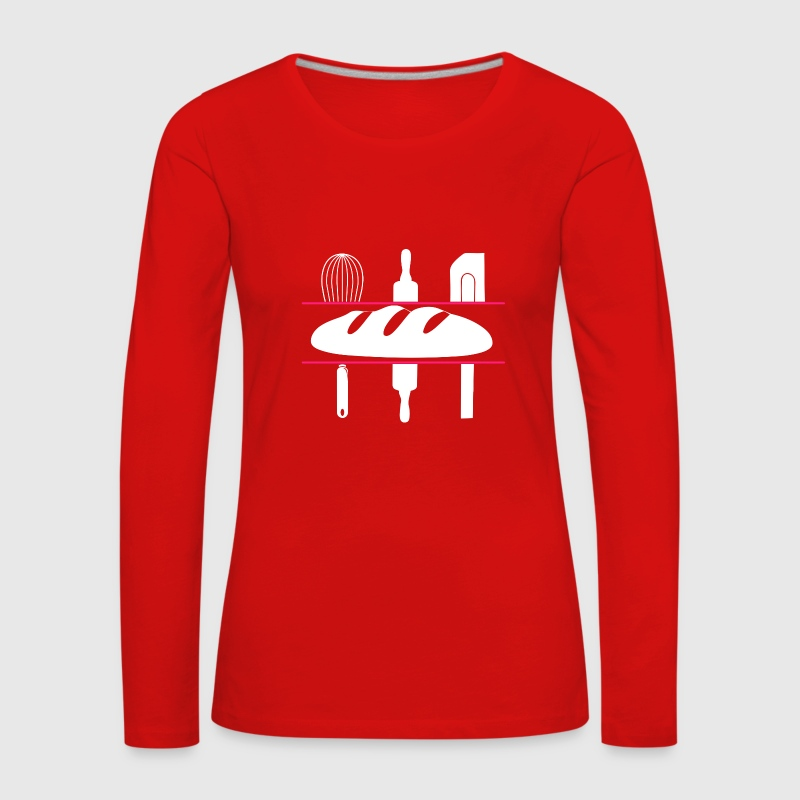 Brot Bäcker Geschenk Weihnachten von Bestseller Shirts | Spreadshirt