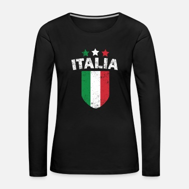 Patriot Italy - Women's Premium Longsleeve Shirt
