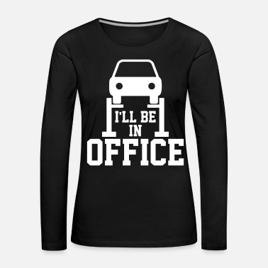 Car Mechanic Car mechanic car mechanic workshop - Women's Premium Longsleeve Shirt