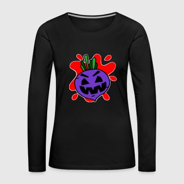 Happy Halloween - Women's Premium Longsleeve Shirt