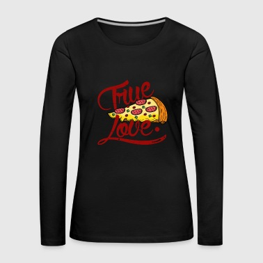 Meal Pizza lovers - Women's Premium Longsleeve Shirt