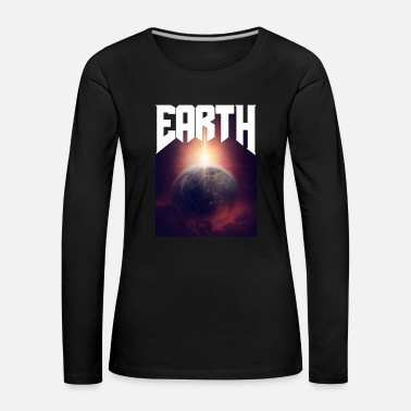 Planet Earth Planet Earth - Women's Premium Longsleeve Shirt