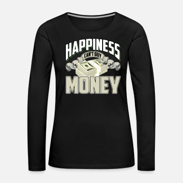 Wealth wealth - Women's Premium Longsleeve Shirt