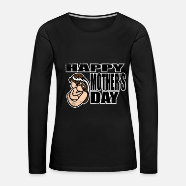Mummy Mother's Day - Women's Premium Longsleeve Shirt