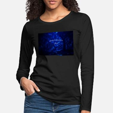 Get the fuck out of my mind - Women's Premium Longsleeve Shirt