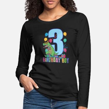 43c644ced Shop Dinosaur Long Sleeve Shirts online | Spreadshirt