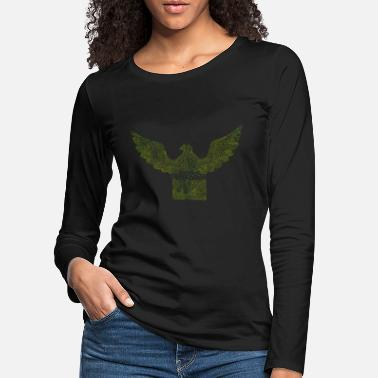 Bird Dove - Women's Premium Longsleeve Shirt