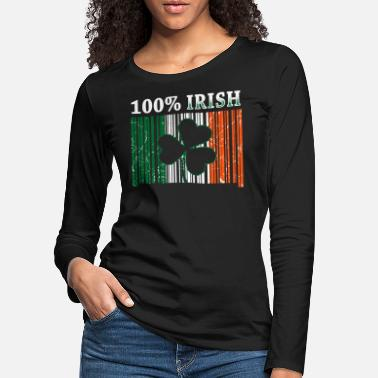 Ireland home - Women's Premium Longsleeve Shirt