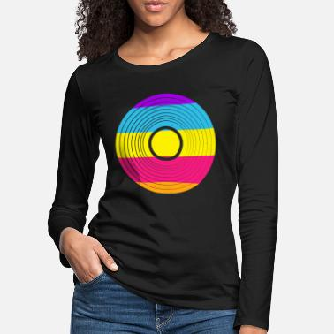 Music 90s motto - Women's Premium Longsleeve Shirt