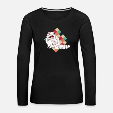 5244dea53fe443 Waschbär Schwangerschafts-T-Shirt