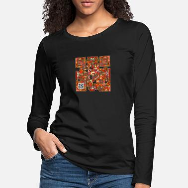 Return Tacos - Women's Premium Longsleeve Shirt