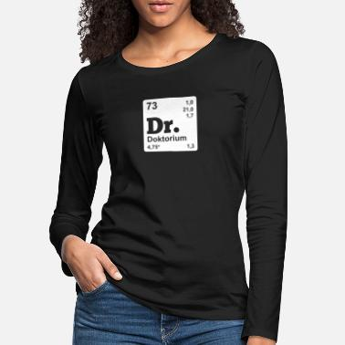 Thesis Doctor - Women's Premium Longsleeve Shirt