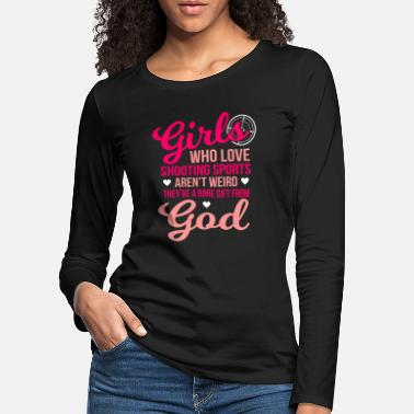 Shooting Club Shooting club - Women's Premium Longsleeve Shirt