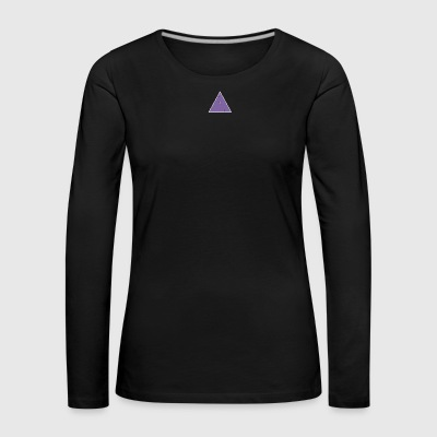 hope triangle - T-shirt manches longues Premium Femme