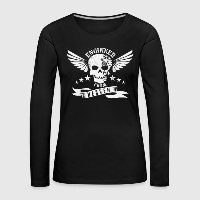 Engineer from Heaven - Women's Premium Longsleeve Shirt